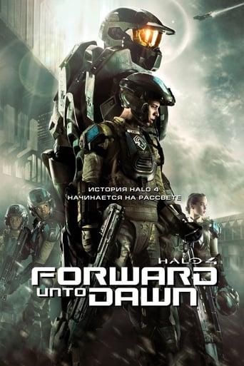 Poster of Halo 4: Forward Unto Dawn