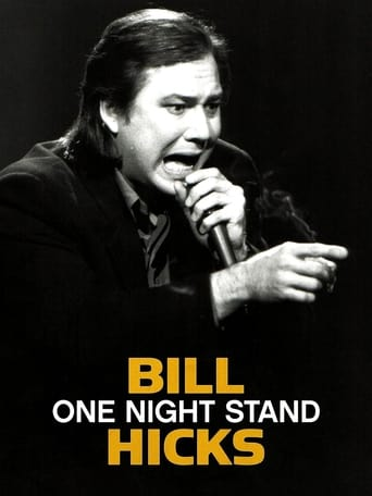 Poster of Bill Hicks: One Night Stand