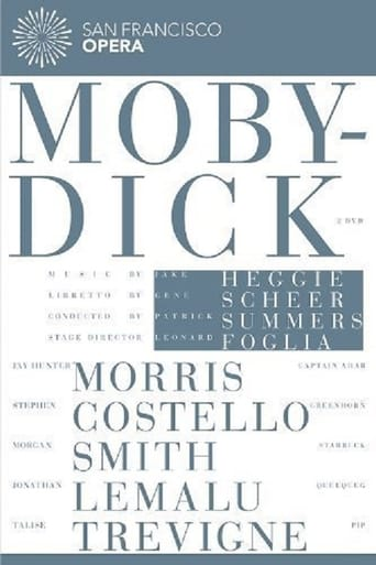 Heggie: Moby Dick
