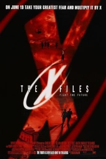 Poster of The X-Files: Fight the Future