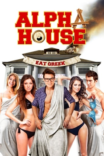 Alpha House (2014) - poster