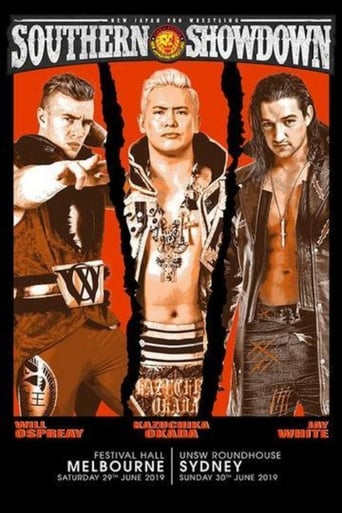 Poster of NJPW Southern Showdown In Melbourne