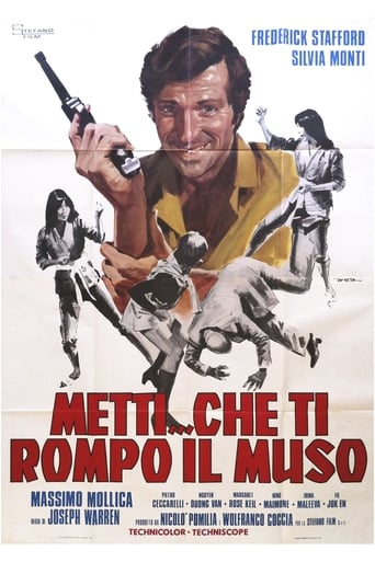 Poster of Metti... che ti rompo il muso