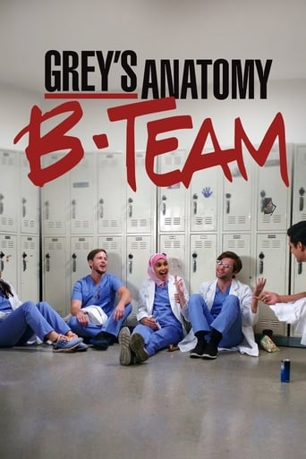Poster of Grey's Anatomy: B-Team