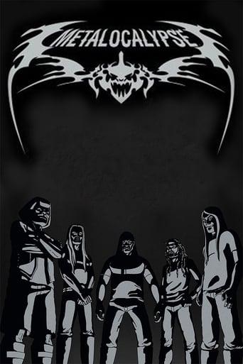Poster of Metalocalypse