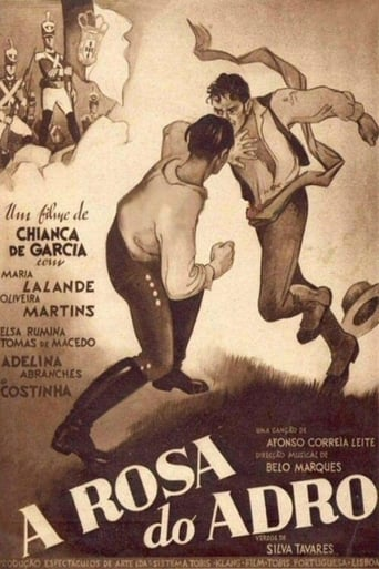 Poster of A Rosa do Adro