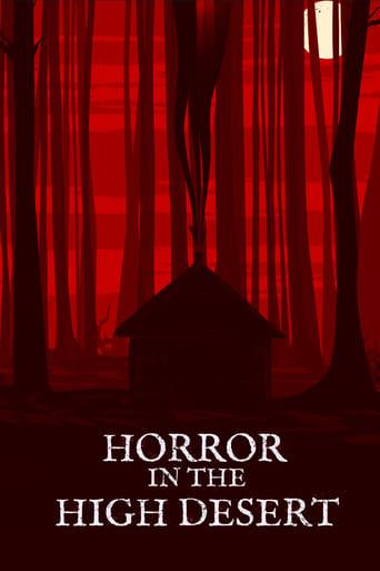 Horror in the High Desert Poster