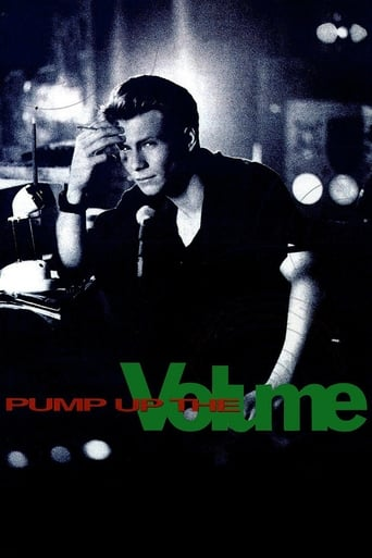 Poster of Pump Up the Volume