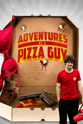 Poster of Adventures of a Pizza Guy