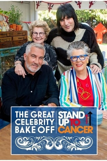 Poster of The Great Celebrity Bake Off for SU2C
