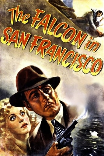 Poster of The Falcon in San Francisco