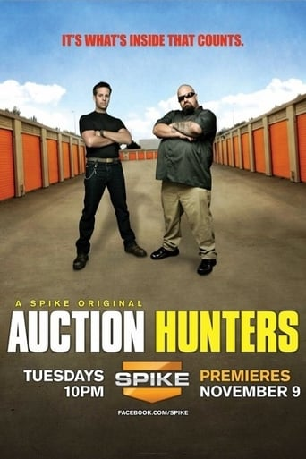 Watch Auction Hunters 2010 full online free