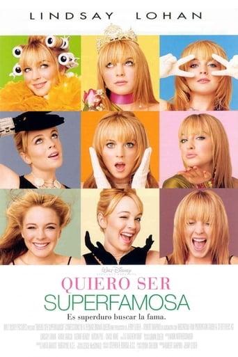 Poster of Quiero ser superfamosa