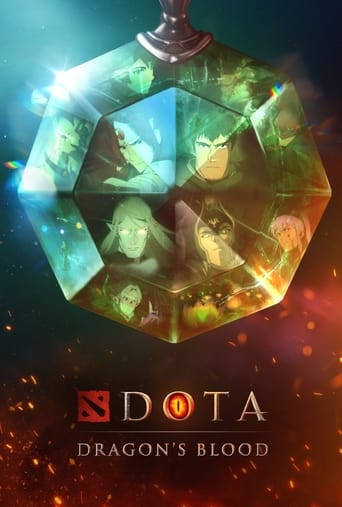 Poster DOTA: Dragon's Blood