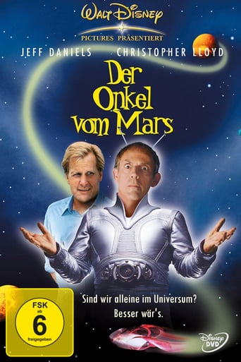 Der Onkel vom Mars