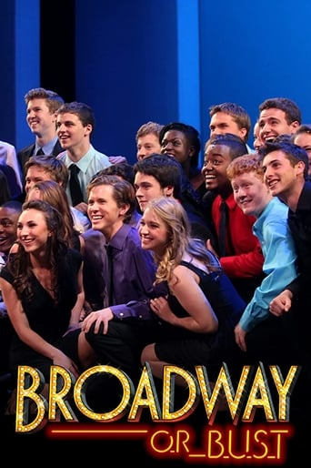 Poster of Broadway or Bust