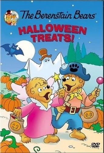 Poster of The Berenstain Bears - Halloween Treats!
