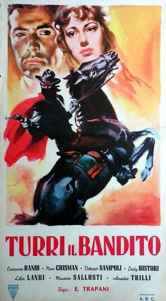 Poster of Turri il bandito