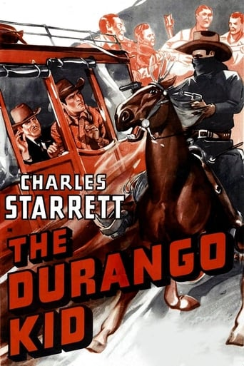 Poster of The Durango Kid