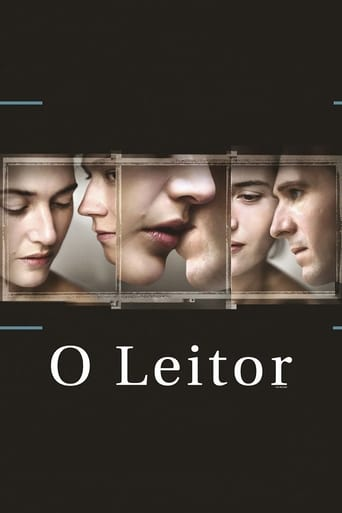 O Leitor - Poster