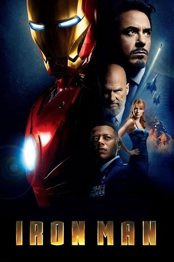 The Iron Man (2008) movie poster image