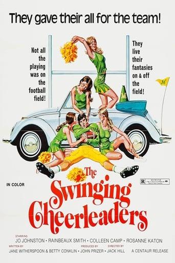 Poster of The Swinging Cheerleaders