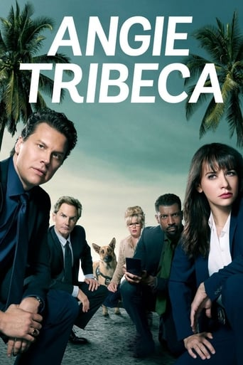 Poster of Angie Tribeca