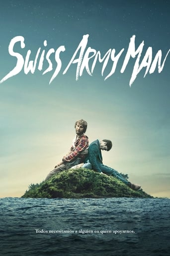 Poster of Swiss Army Man