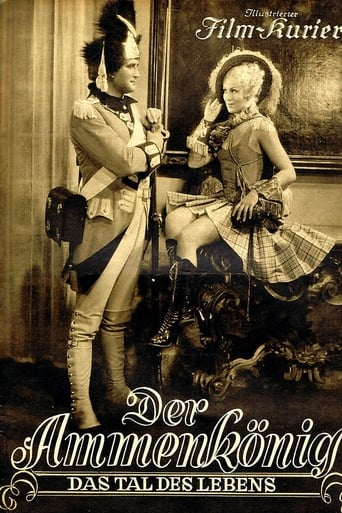 Der Ammenkönig Movie Poster