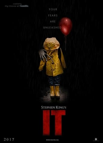 The It (2017) movie poster image