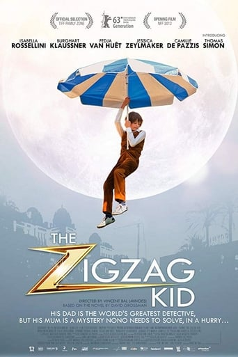 Poster of The Zigzag Kid