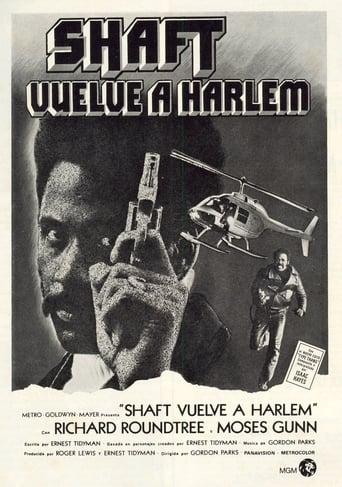 Poster of Shaft Vuelve a Harlem