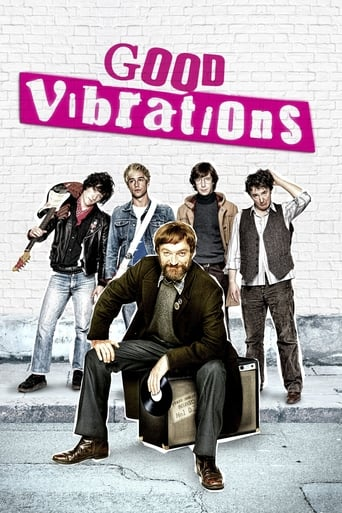 Poster of Good Vibrations
