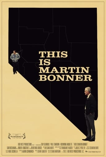 Poster of This Is Martin Bonner