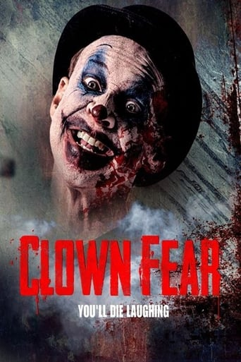 Poster of Clown Fear