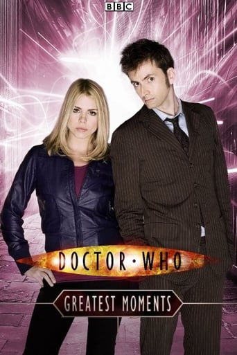Poster of Doctor Who Greatest Moments