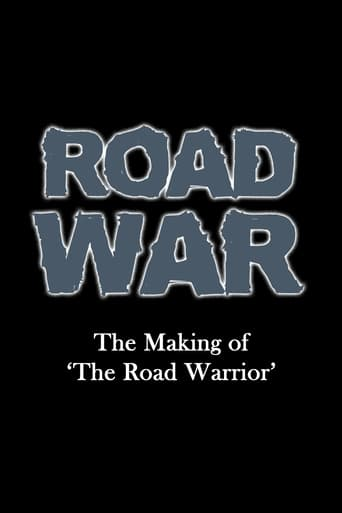 Poster of Road War: The Making of 'The Road Warrior'