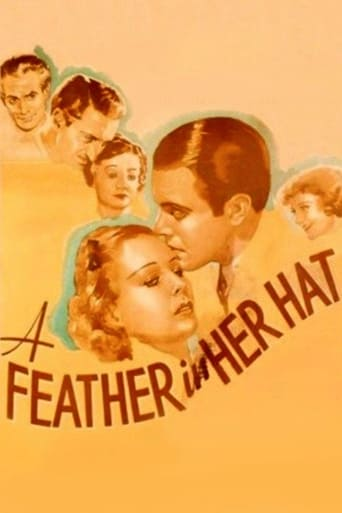 Poster of A Feather in Her Hat