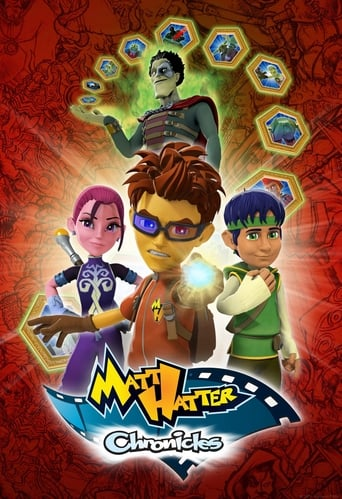 Poster of Matt Hatter Chronicles