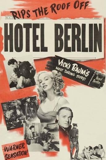 Poster of Hotel Berlin
