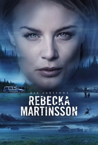 Rebecka Martinsson Movie Poster