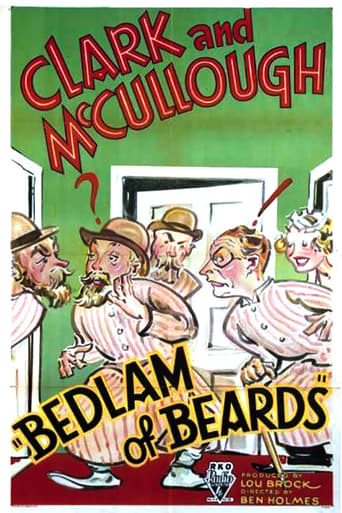 Poster of Bedlam of Beards