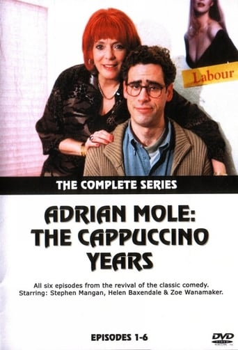 Poster of Adrian Mole: The Cappuccino Years