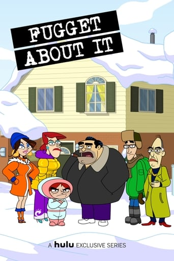 Poster of Fugget About It