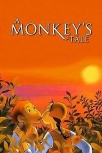 Poster of A Monkey's Tale