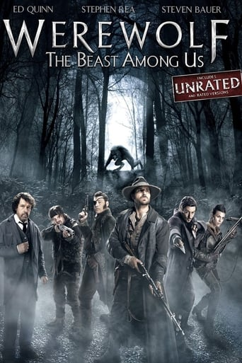 Poster of Werewolf: The Beast Among Us