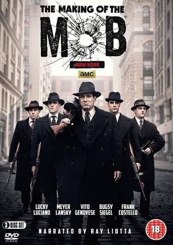 Poster of The Making of The Mob
