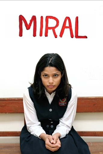 Poster of Miral