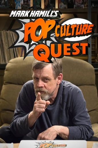 Poster of Mark Hamill's Pop Culture Quest