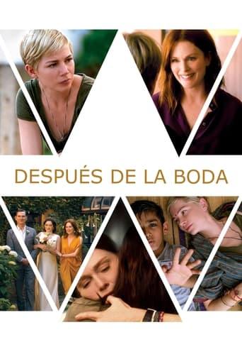 Poster of Después de la boda